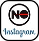 No on Instagram
