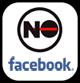 No on Facebook