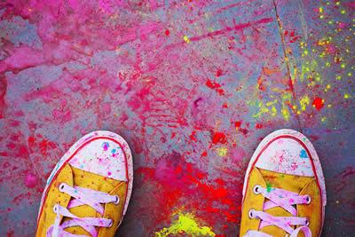 memory-paint-shoes