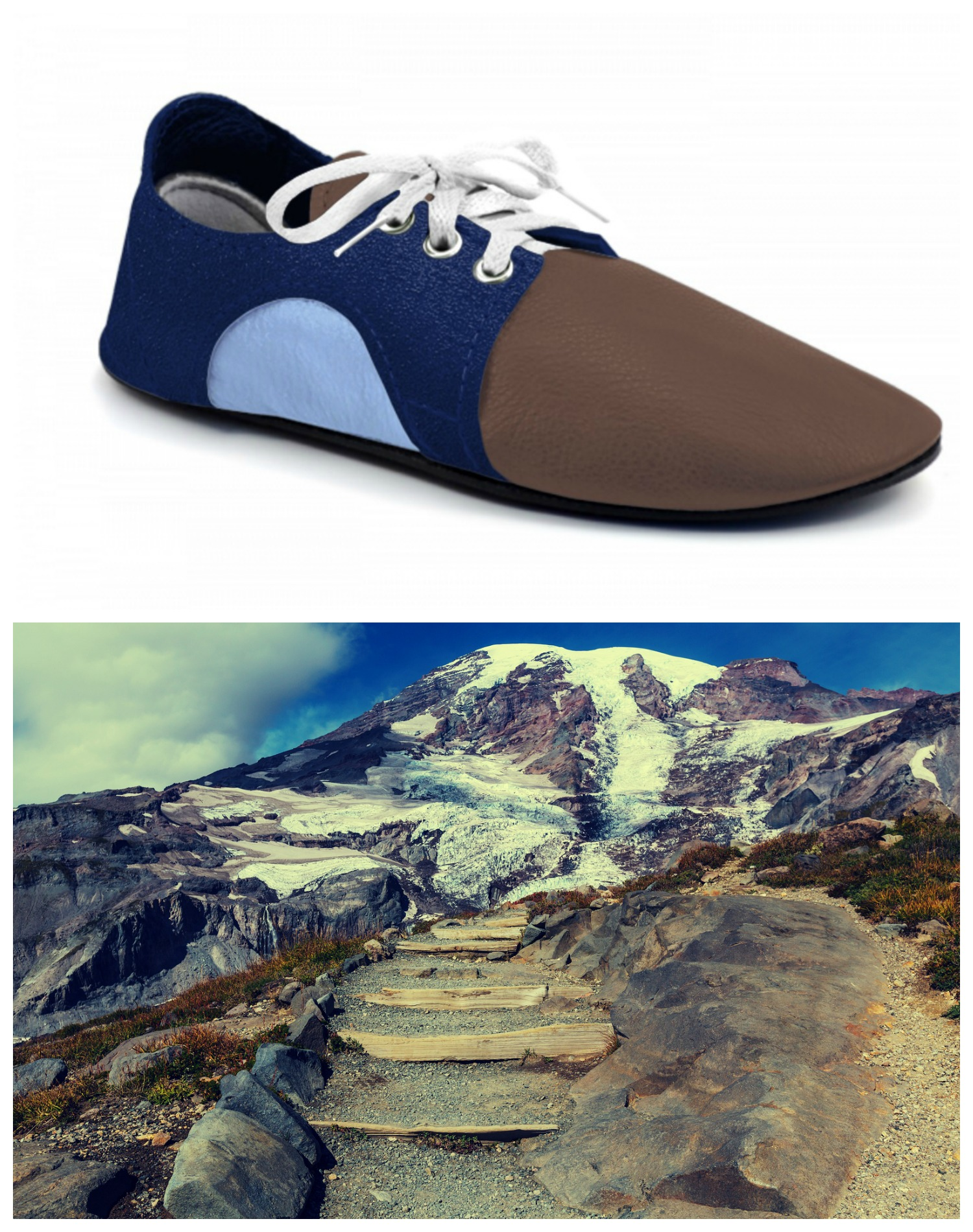 Mt. Rainier-Inspired Dash