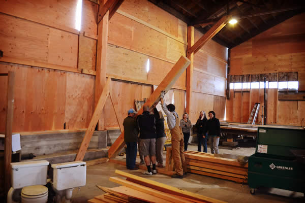 lowering-beam-workshop