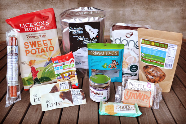 Fuel your health and fitness goals with primal snacks and shoes.