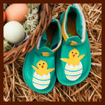 Peep Peep! Win These Adorable Baby Chick Shoes Just in Time for Spring