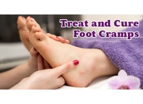 How to Treat and Cure Foot Cramps