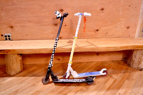 Softstar Push Scooters
