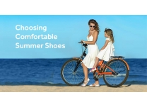 Comfortable Summer Shoes to Suit Your Style
