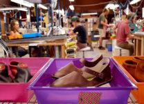 Lean Elves: Shoemaking with Rhythm