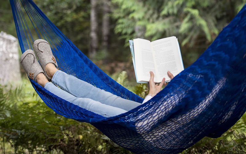 Reading Books for Self Care