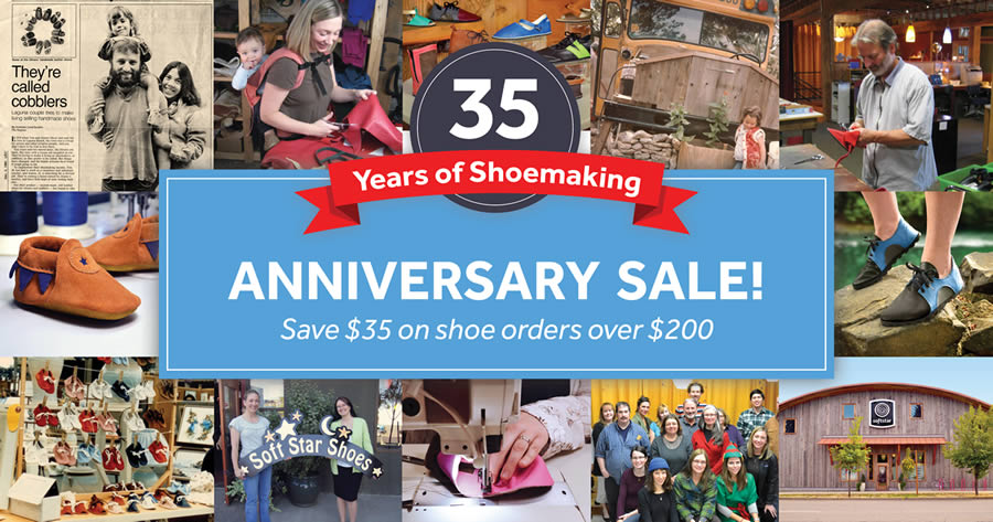 Softstar Celebrates 35 Years... Time for an Anniversary SALE!