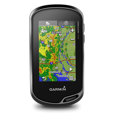 Garmin Oregon 700 GPS Navigator