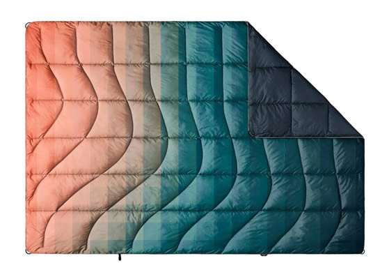 Rumpl Patina Down Blanket