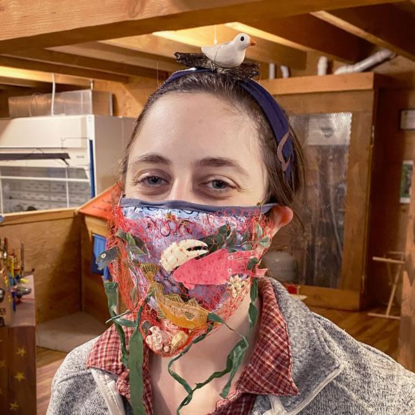 Elf Clare's Maritime Mask