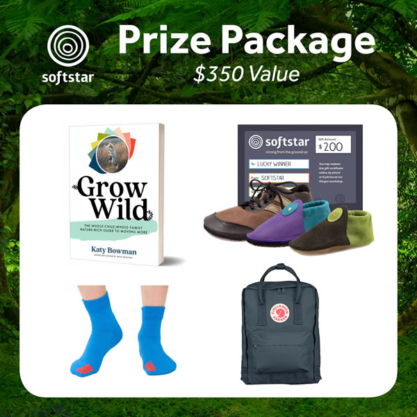 Grow Wild Giveaway Prize Package