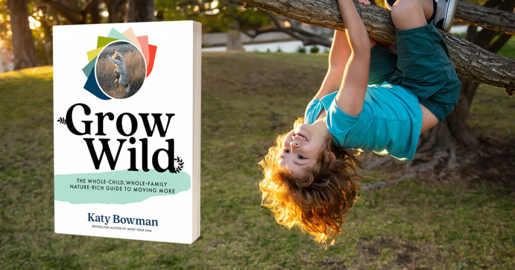 Grow Wild: Book Review and GIVEAWAY
