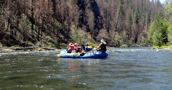 35th Anniversary Rafting Adventure